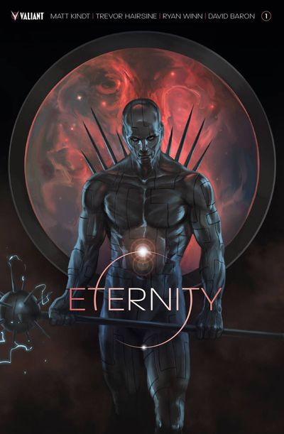 Eternity #1 (Cover A - Djurdjevic)