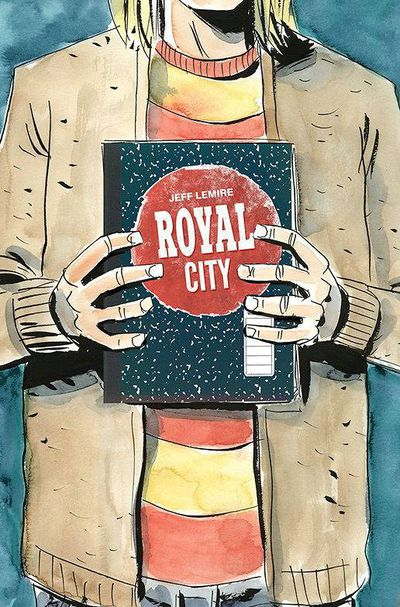 Royal City TPB Vol 03 We All Float on