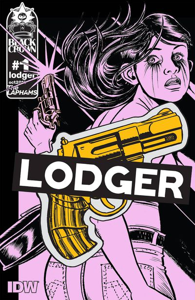 Lodger #1 (Cover A - Lapham)