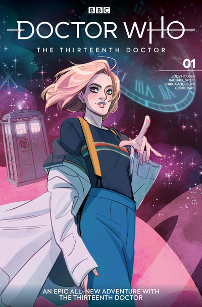 Doctor Who 13th #1 (Cover A - Tarr)