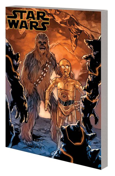 Star Wars TPB Vol 12 Rebels and Rogues