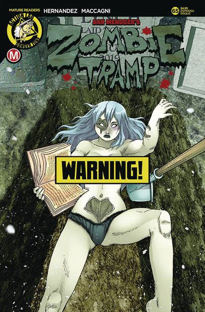 Zombie Tramp Ongoing #65 (Cover D - Espinosa Risque)