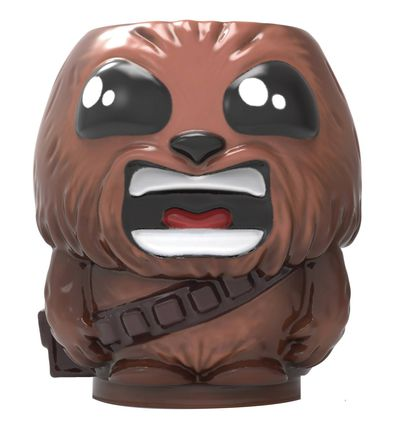 Star Wars Chewbacca Chibi Ceramic Sculpted Mug