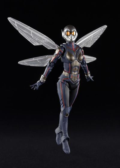 Wasp & Tamashii Stage Ant-man and the Wasp S.H. Figuarts