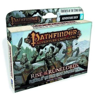 Pathfinder Adv Card Game Fortress of the