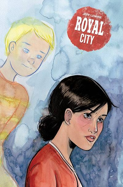 Royal City #1 (Women's History Month Variant Cover Edition)