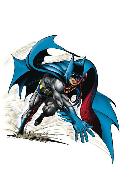Batman by Neal Adams TPB Book 01