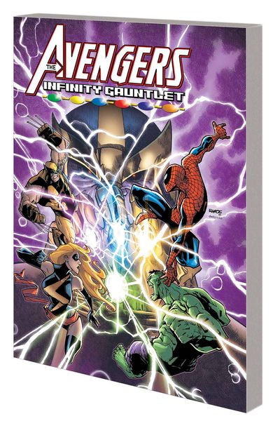 Avengers & the Infinity Gauntlet TPB