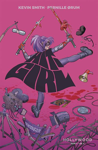 Hit-Girl Season Two #1 (Cover C - Conner)