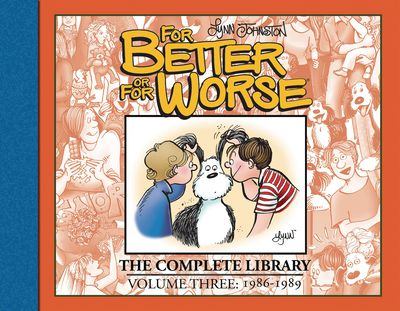 ISBN 9781684054268 product image for For Better or for Worse Comp Library HC Vol 03 | upcitemdb.com