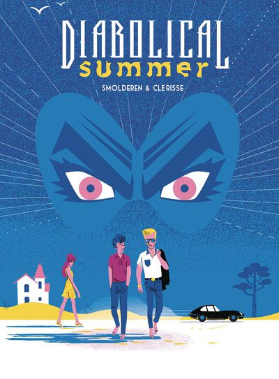ISBN 9781684054251 product image for Diabolical Summer HC | upcitemdb.com