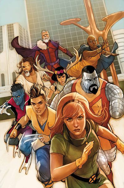 Age of X-man Marvelous X-Men #1 (of 5)