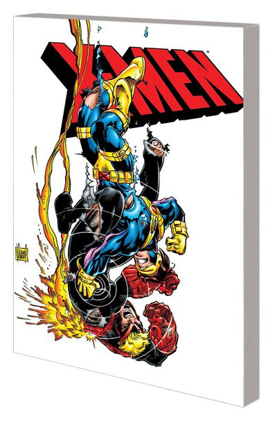 X-Men TPB Onslaught Aftermath