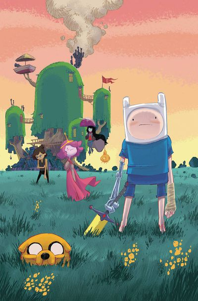 Adventure Time Season 11 5 Main At Tfawcom