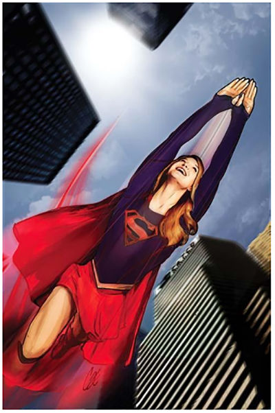 Supergirl comics at TFAW.com