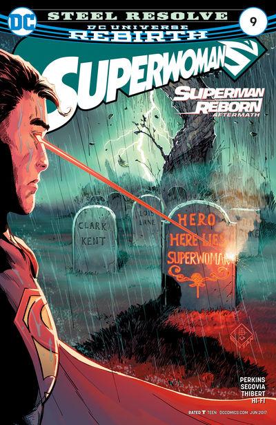 Superwoman comics at TFAW.com