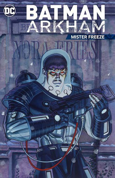 Batman Arkham Mister Freeze TPB