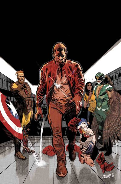 Captain America Sam Wilson #21