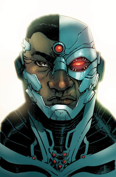 Cyborg TPB Vol 03 Singularity Rebirth
