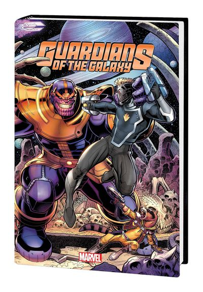 Guardians of Galaxy HC Vol 05