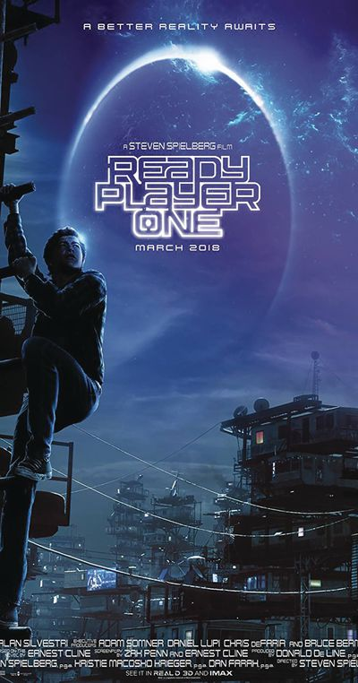 Art of Ready Player One HC
