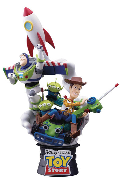 Disney Toy Story D-Select Previews Exclusive 6-inch