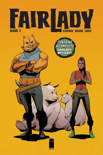 New Comic Book Release List - April 10, 2019