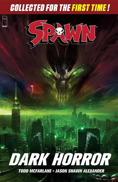Spawn Dark Horror TPB