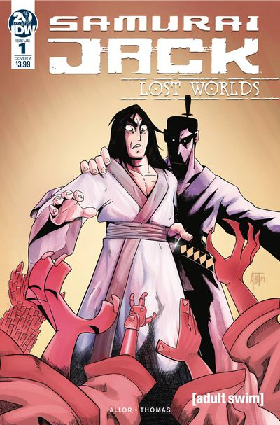 Samurai Jack Lost Worlds #1 (Cover A - Thomas)