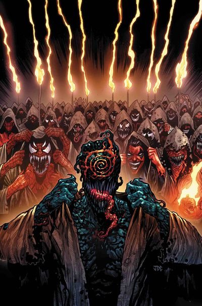 Web of Venom Cult of Carnage #1