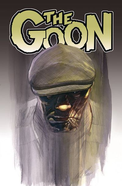 Goon #2 (Alex Ross Cardstock Variant) Cover