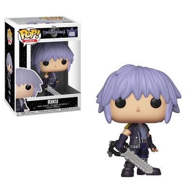 Pop Disney: Kingdom Hearts 3- Riku