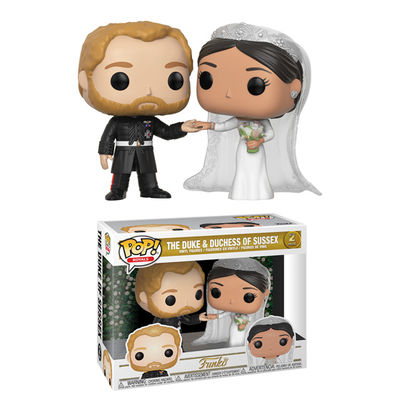 POP! Royals: The Duke and Duchess of Sussex Two-Pack