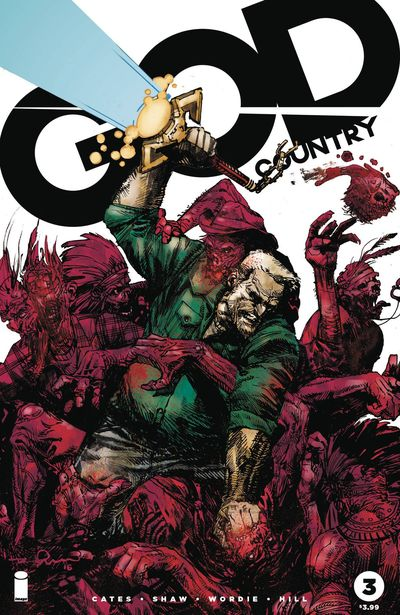 God Country #3 (Cover B - Zaffino & Wordie)