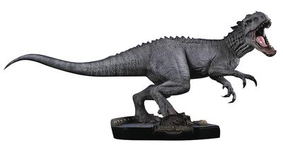 Chronicle Jurassic World Indominus Rex 1/24 Scale Statue