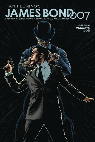 James Bond 007 #5 (Cover D - Mooney)