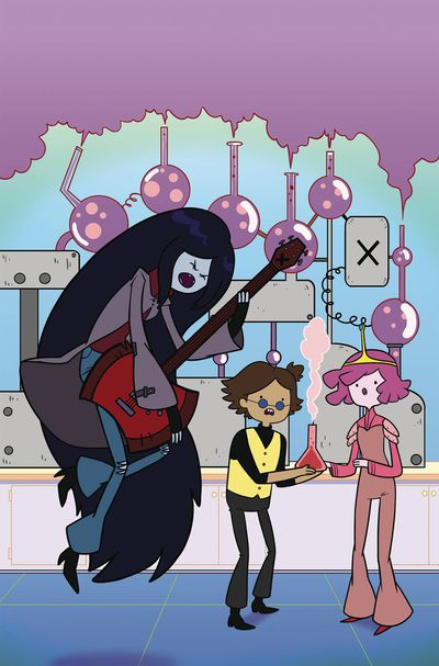 Adventure Time Marcy & Simon #3 (of 6) Main