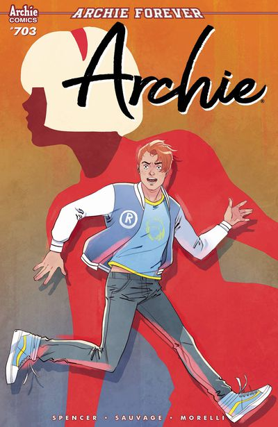 Archie #703 (Cover A - Sauvage)