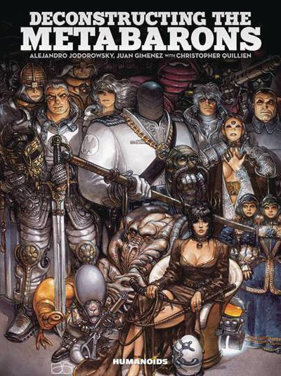 Deconstructing the Metabarons TPB