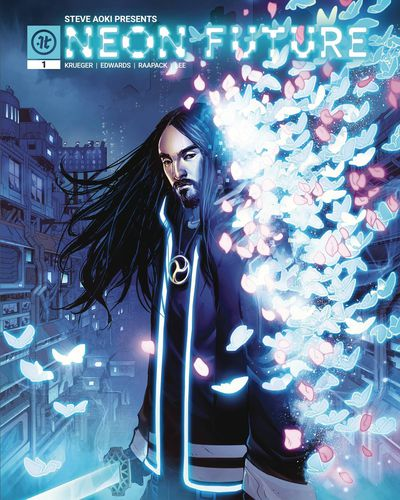 Neon Future #1 (of 6) (Cover A - Raapack)