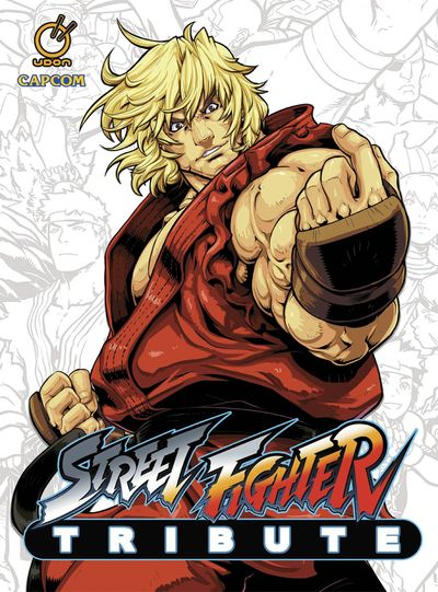 Street Fighter Tribute HC