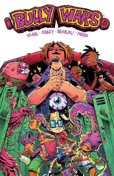 Bully Wars #1 (Cover A - Conley)