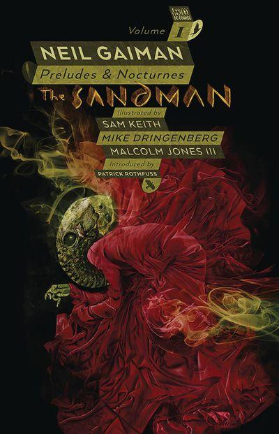 Sandman Vol. 1: Preludes & Nocturnes Cover