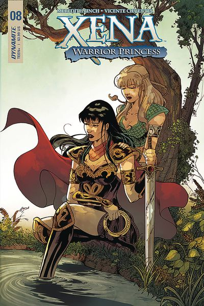 Xena #8 (of 5) (Cover A - Cifuentes)