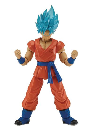 Dragonball Super Dragon Stars Action Figure Blue Goku