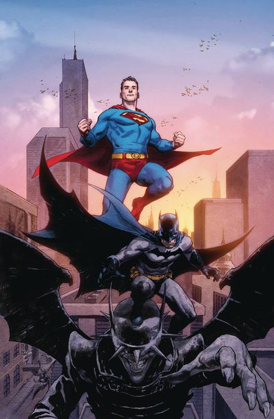Batman Superman #2 (Opena Variant)
