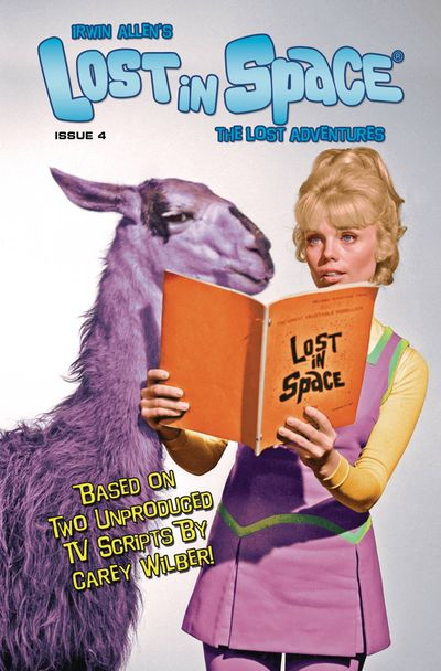 Lost In Space #4 (Cover B - Photo)