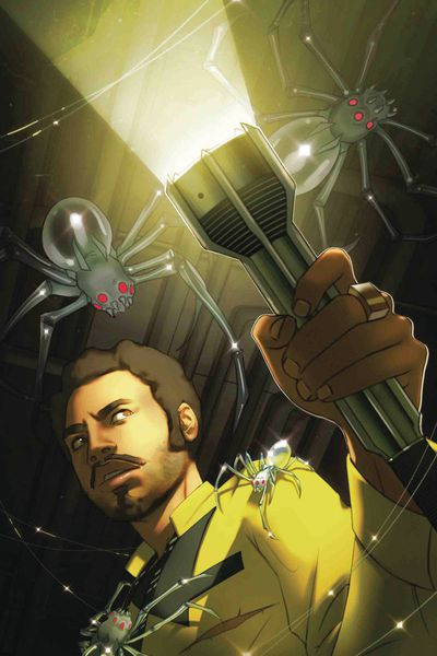 Star Wars Lando Double or Nothing #4 (of 5)