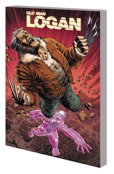Wolverine Old Man Logan TPB Vol 08 to Kill For