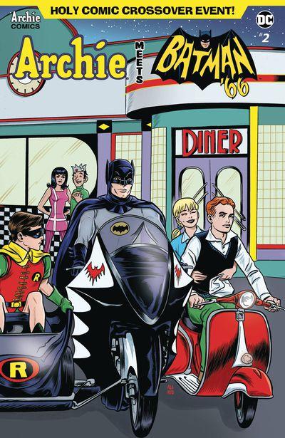 Archie Meets Batman 66 #2 (Cover A - Allred)
